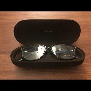 BRAND NEW TOM FORD square optics glasses